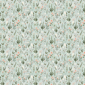 Floral forest {small}
