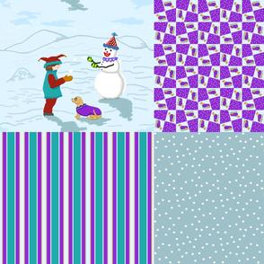 clown_boy_snowman_dog_4in1_C