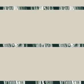 Greige & Warm Gray Tone Chrome Ribbon
