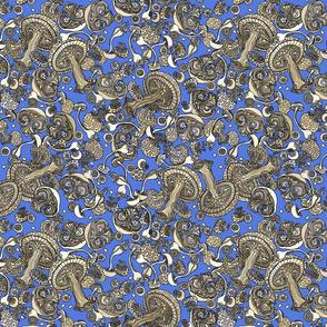 Mushrooms Blu small