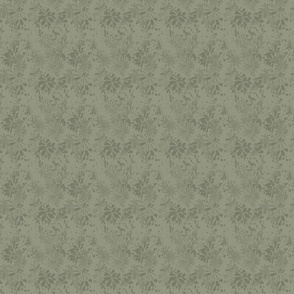 Petra Bonny Lupines 2.1 structuurprint