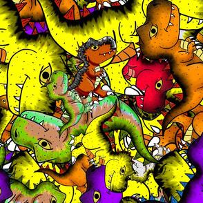Trex Multicolor