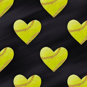 Heart Sports SoftBaseball