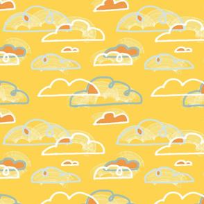 Sunshine cloud