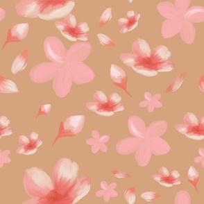 Blooming Everything - Tan