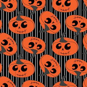Big Halloween Pumpkins 1