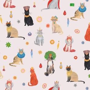 Cat Queens - Pink
