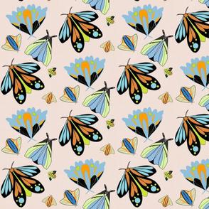 Moth inspired II