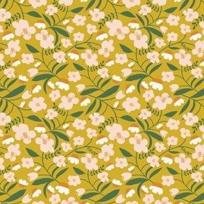Hand Cut Blooms | Yellow