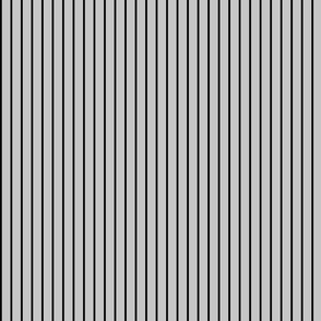 Black Stripes on Grey
