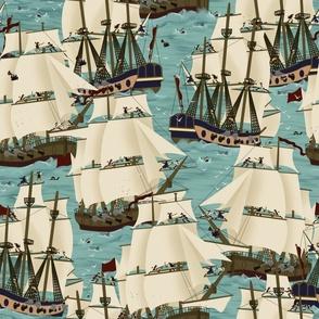 Pirates ahoy!
