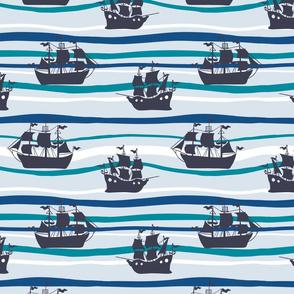 Pirates of the Seven Seas