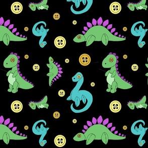 Dinosaur Plushies