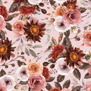 Riverlee Floral Pink