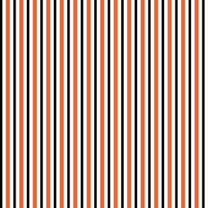 Medium Halloween Stripes