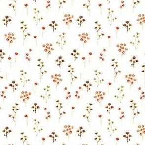 Watercolor Floral Filler