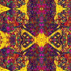 Thermal imaging crackle