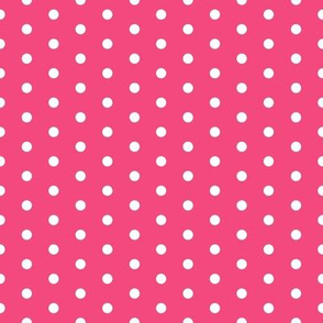 FS Flamingo  Party Pink Polka Dot