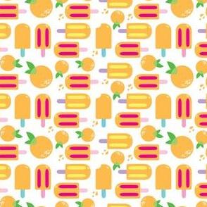 aloha orange ice pop