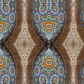 Mosaic moment