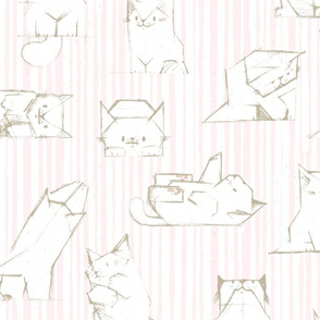 White Kittens M+M Sorbet by Friztin