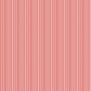 Parasol co-ordinate pink stripes
