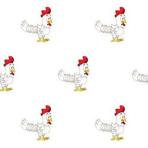 Slinky Chicken