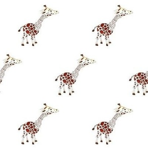 Slinky Giraffe