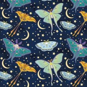 Moon Moths-Large