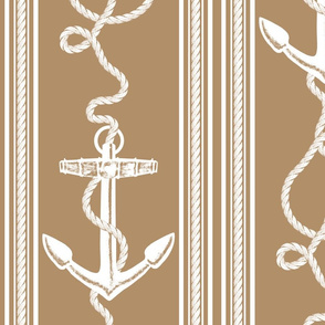 Anchor Rope Brown