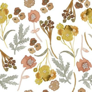 dried floral
