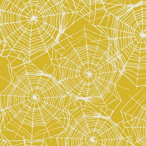 Webs on Yellow