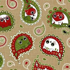 Cat Paisley - Christmas