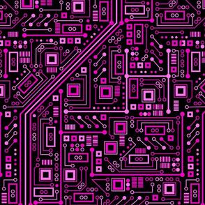 Short Circuits (Pink Large)