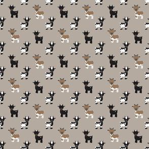 Three Little Goats