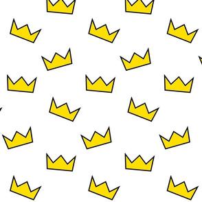 Large Crown Repeat