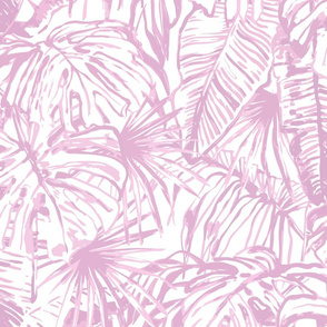 lavender jungle large scale