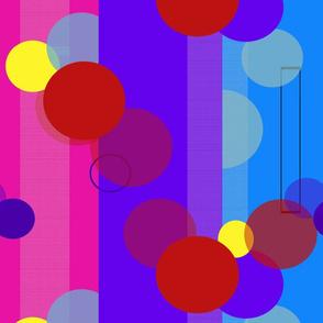 Color-Blocking Shapes Challenge