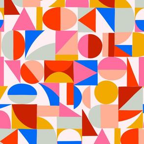 Bold Blocks Bright by Pippa Shaw