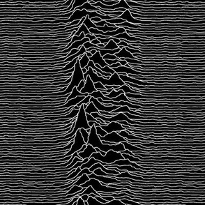 The Pulsar Wave - Small Scale