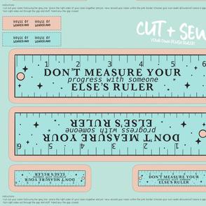 FQ Cut & Sew - Ruler