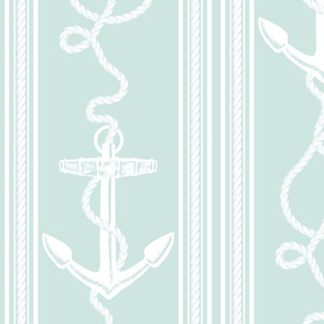 Anchor Rope Sea Foam