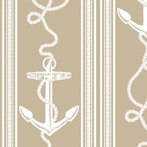 Anchor Rope Tan