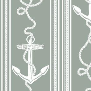 Anchor Rope Dark Sea Gray