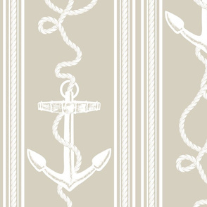 Anchor Rope Greige