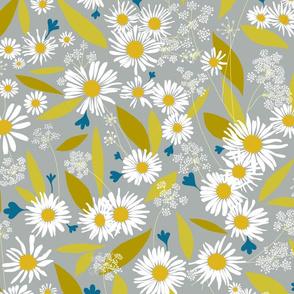 Daisy Delight gold mix