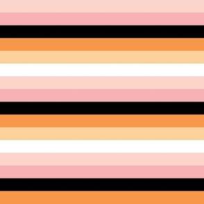 Halloween-stripe 3x3