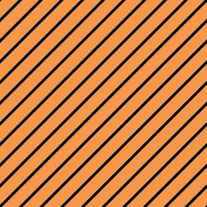Orange-stripe 4x4