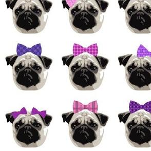 Pretty Pug Girls