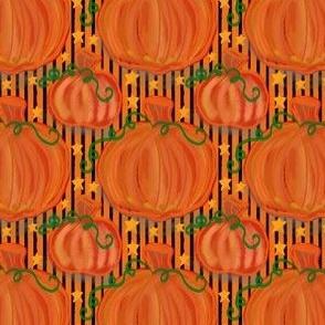 Project 416 | Pumpkins on Black